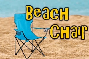 Beach Chair Rental
