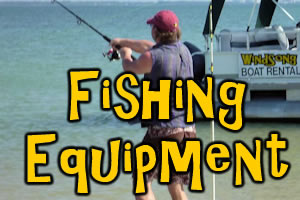 Fishing Rod Rental