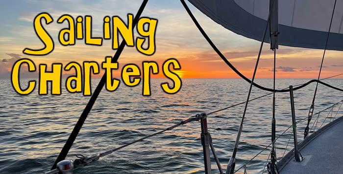 Sailing Charters Tampa Sunset Cruises Tampa Bay Florida