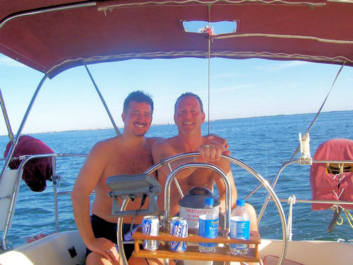 Legal Gay Sailboat Wedding Legal Lesbian Beach Weddings Fl Same