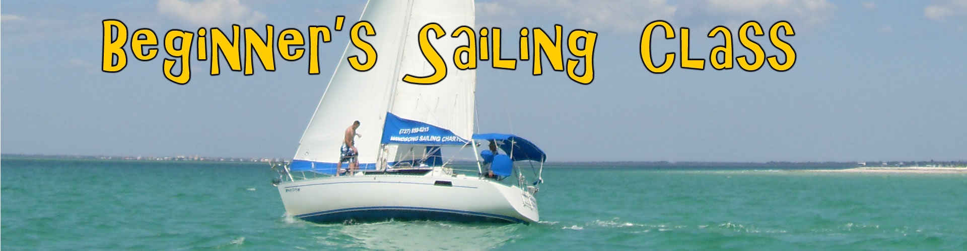 Sailing School Intoduction