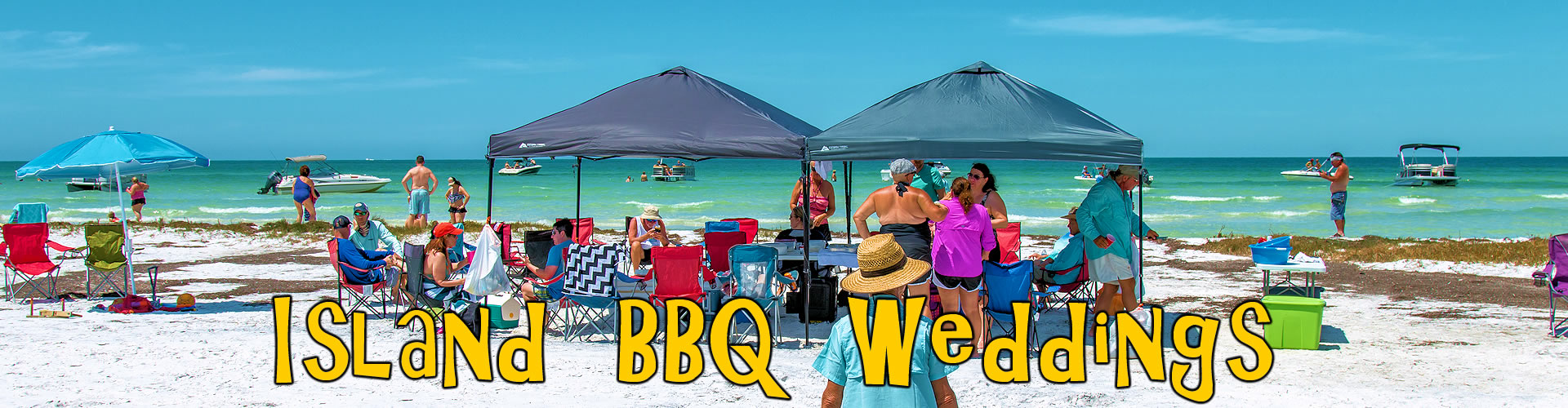 Beach BBQ Weddings Tampa