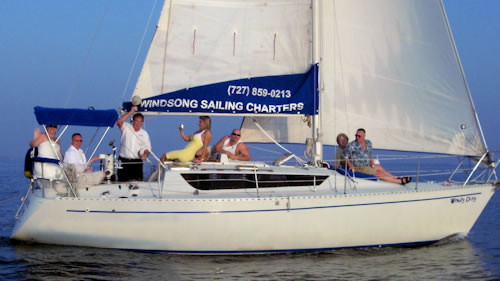 Half Day Sailing Cruise Tampa