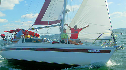 3/4 Day Sailing Charter Tampa