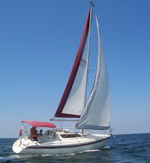 3/4 Day Sailing Charters