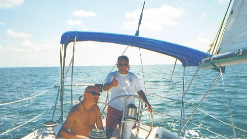Florida Sailing School Tampa Sailing Classes Learn To Sail In