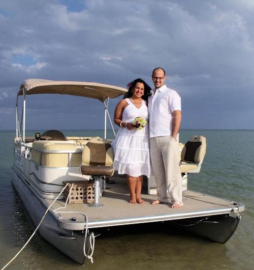 Wedding Yacht Rentals: Affordable Beach Wedding On An